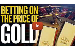 betting on the price of gold