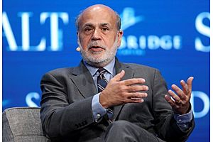 bernanke: boj may need to coordinate new fiscal plan to lift inflation
