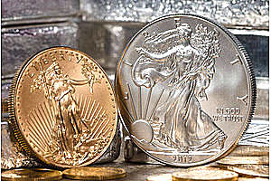 Gold and Silver Moving Higher on Dollar and Political Issues