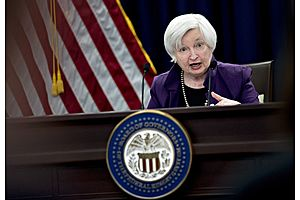 janet yellen's future at fed isn't so certain