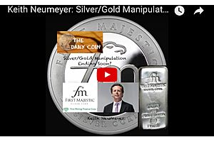 first majestic's keith neumeyer on where we are - silver market update