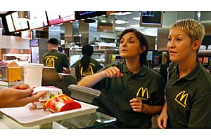 mcdonalds is replacing 2,500 human cashiers with digital kiosks