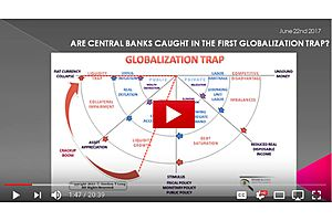 The Central Banks Globalized Debt Trap Explained & How Gold will Rise