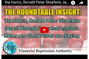 What Interest Rates And Gold Prices Are Saying