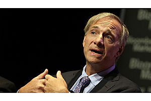 Ray Dalio Says Central Banks Are Closer to Getting It Wrong Now