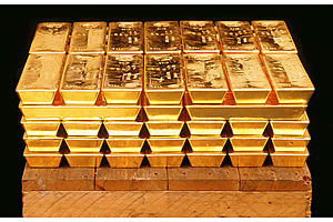 Gold Price Drop Foretell a Big Move Up