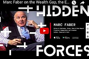 Marc Faber On A Wide Range of Economic Subjects Including Gold
