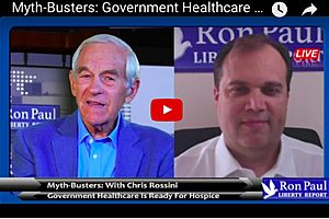Dr. Ron Paul on Government Regulated Health Care: How Bad It Really Is