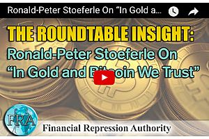 Ronald-Peter Stoeferle discusses Gold and Bitcoin