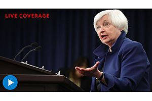 Live Video and Blog of Yellen's testimony before House panel - 10:00am ET