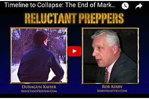 Rob Kirby: Timeline to a Collapse