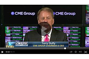 CME Chairman Terry Duffy; Gold Should be $5000.00 - $6000.00 an Ounce