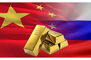 Russia & China to Replace PetroDollar with Gold Backed Energy Trades