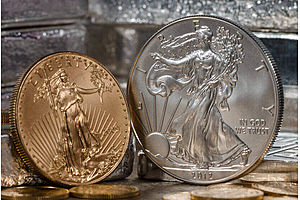 gold and silver move higher on confused fed