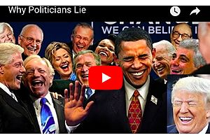 Dr. Ron Paul on Why Politicians Lie
