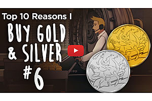 Top Ten Reasons I Buy Gold & Silver [#6] - The ONLY Undervalued Asset Class