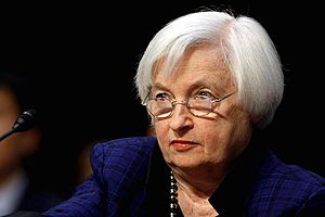"Yellen Says Disinflation Is ""More of a Mystery"""
