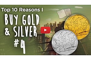 Top Ten Reasons I Buy Gold & Silver [#4] - 3 Reasons the Coming Gold Mania Will Dwarf the 1970s