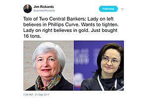 Tale of Two Central Bankers
