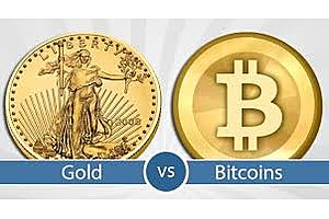 bitcoin under fire - profit for gold?
