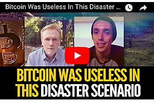 Bitcoin Was Useless in This Disaster Scenario - Cash & Gold King in Hurricane Maria