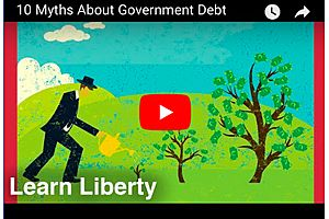 Professor Antony Davies: Government Debt and 10 Myths About It