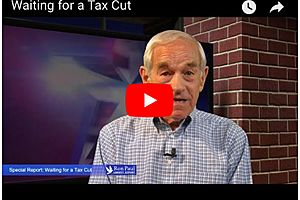 Ron Paul: Tax Cut or the Re-Arranging of Chairs on a Sinking Ship