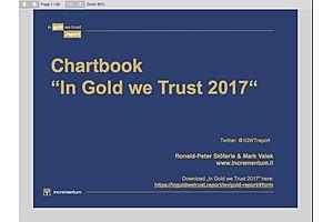 "Incrementum AG Chartbook ""In Gold we Trust 2017"" Update"