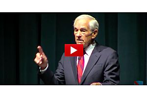 Dr. Ron Paul: The Idea of Liberty the Time Has Come
