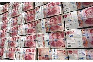 Chinese Yuan Used by 60 Countries as Reserve Currency