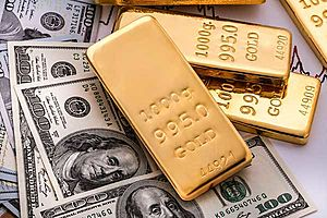 Gold Goes for 3 Day Win as Dollar Drops