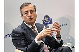 draghi: cheap ecb cash still key for euro zone economy