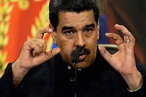 venezuela is going through a messy economic default