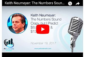First Majestic Silver's Keith Neumeyer  Sees $130 Silver & $8,000 Gold