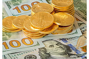 gold gets a boost from weaker dollar ahead of fed minutes