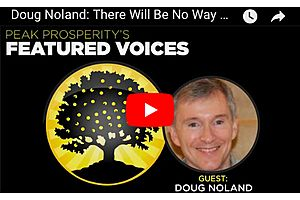 "Doug Noland: The ""Granddaddy of All Bubbles"""