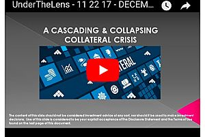 Gordon T. Long: A Cascading and Collapsing Collateral Crisis