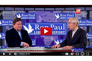 Dr. Ron Paul on Debt and Money Printing