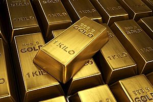 Gold Rebounds and Rises to $1340 as USD Slides