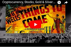 Cryptos, Stocks, Gold & Silver: Things to Come in 2018 - Mike Maloney
