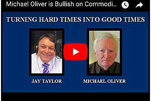 Michael Oliver Explains Why He Is Bullish on Precious Metals