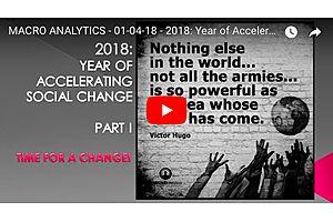 Accelerating Social Change for 2018
