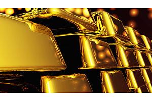 Gold Higher as Dollar Sinks Again