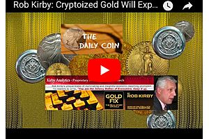 Rob Kirby: Crypto Gold and Silver will expose Comex, LBMA, GLD & SLV