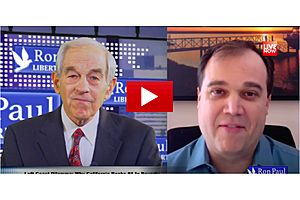 Dr. Ron Paul: Why California Ranks #1 In Poverty
