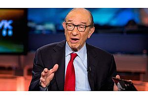 Alan Greenspan Gives a Stark Warning on Financial Markets Today