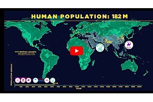 The History of All Human Population