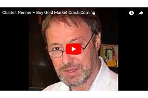 Charles Nenner - Here's Why You Buy Gold