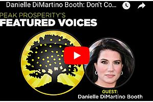 Chris Martenson & Danielle Dimartino Booth - Don't Count on the Fed