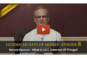 What is the I.O.T. (Internet Of Things)? - Mance Harmon, CEO Swirlds (Hashgraph)
